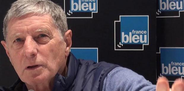 """Jean-Michel Larqué """"Un capitaine doit rester à sa place"""""""