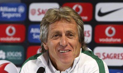 """Jorge Jesus """"Le PSG n'a pas recruté Wendel parce qu'il ne l'a pas voulu"""""""