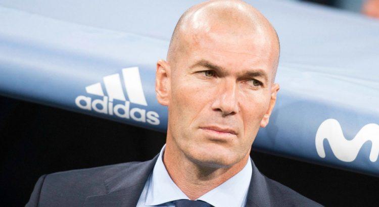 LDC - Zidane Il faut que chacun donne un peu plus, la situation l'exige.