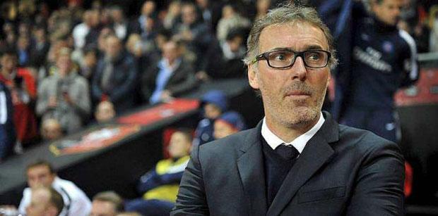 Laurent blanc ancien entraîneur PSG