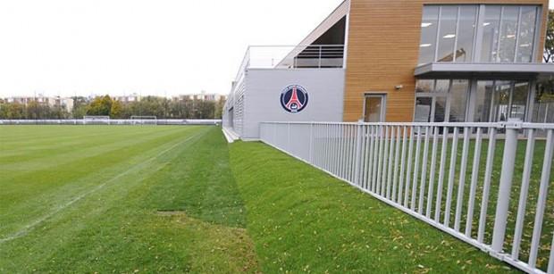 Le PSG annonce qu'il a déposé le permis de construire pour son nouveau centre d'entraînement