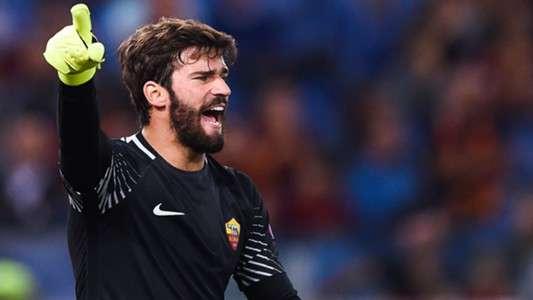 Mercato - Alisson Le PSG et le Real Madrid C'est toujours agréable, mais je veux bien faire à Rome