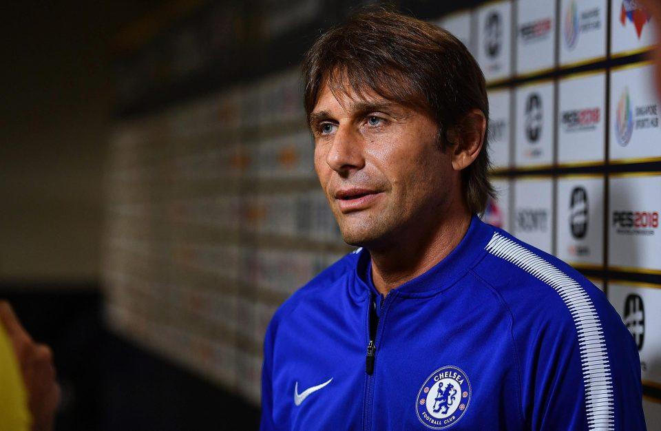 Mercato - Annoncé comme cible du PSG, Conte indique qu'il ne partira que si Chelsea le pousse dehors