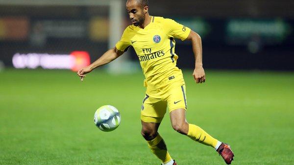 Mercato - Arsenal s'intéresse à Lucas, d'après ESPN