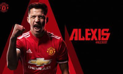 Mercato - C'est officiel, Alexis Sanchez a finalement signé à Manchester United
