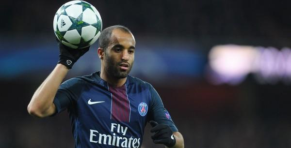 Mercato - Le transfert de Lucas à Tottenham est en très bonne voie et pour plus de 25 millions d'euros, selon L'Equipe