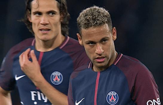 NantesPSG - RMC annonce le retour de Cavani et un forfait de Neymar