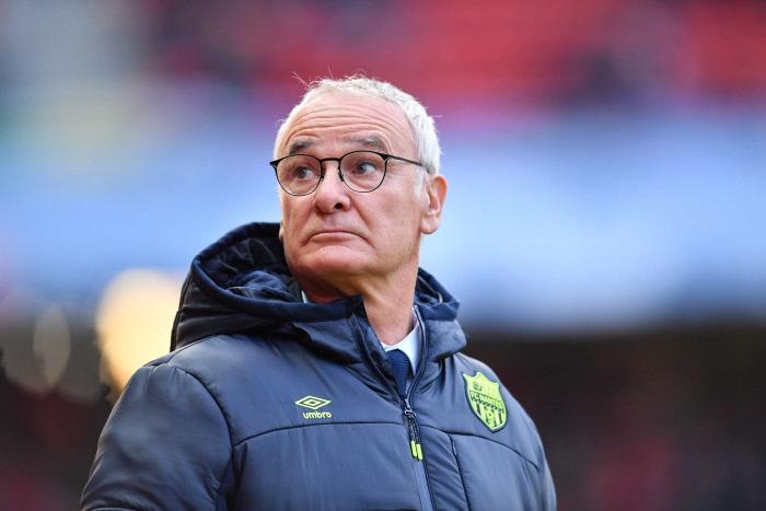 NantesPSG - Ranieri Ce n'est pas la peine de miser sur nous...Mais on n'aura rien à perdre