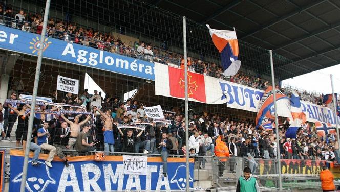 PSGMontpellier - Les Ultras montpellierains annoncent qu'ils boycottent le match