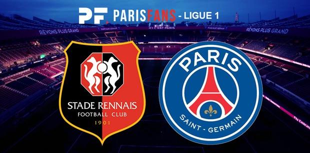 Rennes/PSG - Les équipes officielles : Pastore et Mbappé titulaires, Cavani sur le banc