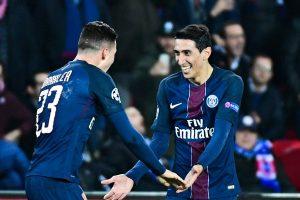 RennesPSG - L'équipe parisienne selon la presse Di Maria ou Draxler en attaque