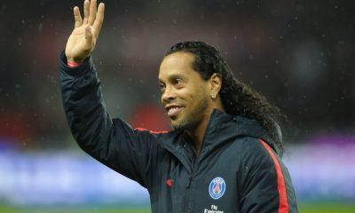 """Ronaldinho """"J'ai vécu de manière intense ce rêve d'enfant"""""""
