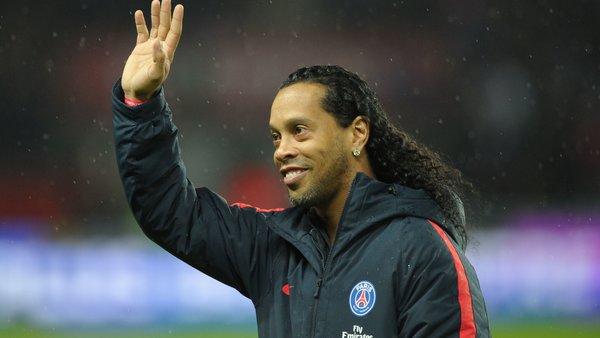 Ronaldinho J'ai vécu de manière intense ce rêve d'enfant