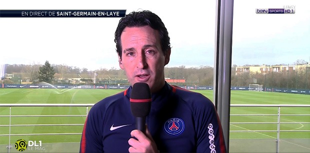 Unai Emery interview Dimanche Ligue 1