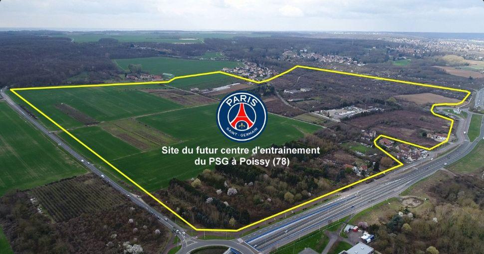 Une enquête publique à propos du centre d'entraînement du PSG à Poissy, Le Parisien dévoile 4 points essentiels