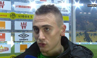 """FC Nantes/PSG - Rongier """"C'est compliqué de leur prendre le ballon"""""""