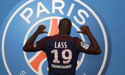 """Lassana Diarra """"Je voulais porter le 19 ici, parce que les défis sont grandioses"""""""