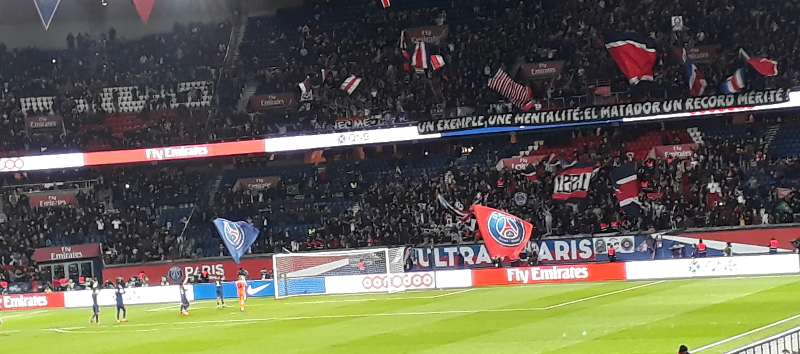 """PSG/Strasbourg - Vu du Parc : belle ambiance, mais pas de """"mobilisation générale"""""""