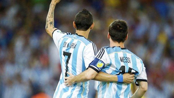 Di Maria Neymar a franchi une étape supplémentaire pour obtenir le Ballon d'Or, mais Messi est encore là