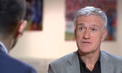 """Deschamps """"C'est très important qu'il y ait vraiment une unité dans tout le club pour réussir cet exploit"""""""