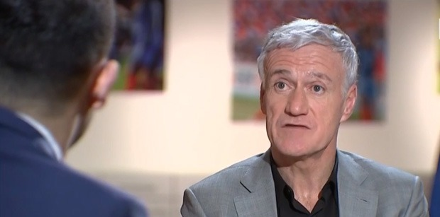Didier Deschamps interview