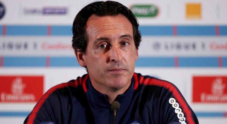 Toulouse/PSG - Unai Emery en conférence de presse à 13h30