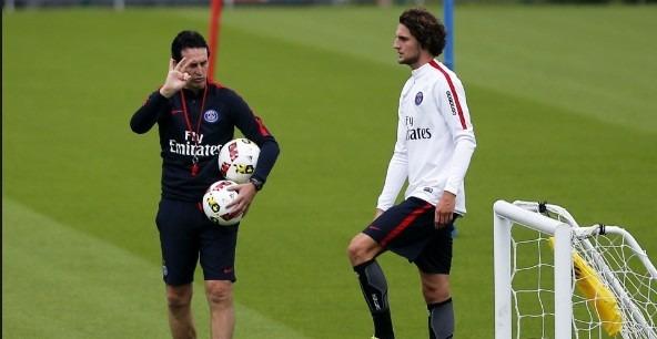 Emery voit de plus en plus Rabiot comme un capitaine, mais ce dernier hésite pour son avenir, selon Le Parisien