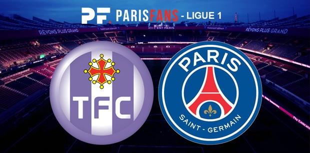Toulouse/PSG - Le groupe parisien : Cavani, Kurzawa et Thiago Motta absents !