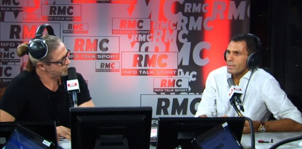 Emmanuel Petit + Gustavo Poyet RMC