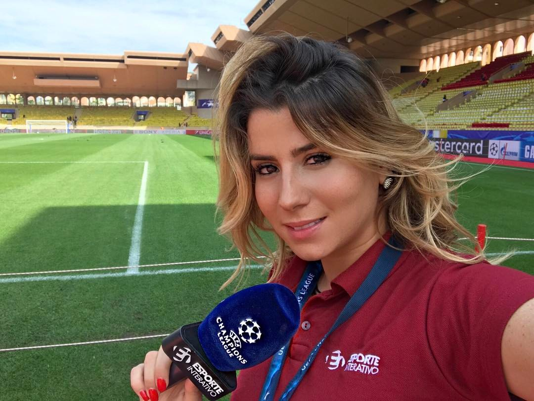 """Isabela Pagliari """"Au Brésil, on ne comprend pas comment marche la presse française !"""""""