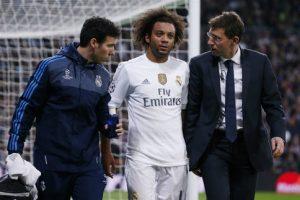 LDC - Le Real Madrid annoncent des lésions musculaires pour Modric et Marcelo, sans date de retour