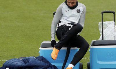 Les images du PSG ce mardi : entraînement et voyage pour affronter le Real !