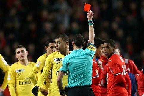 Ligue 1 - Kylian Mbappé reçoit 2 matchs de suspension