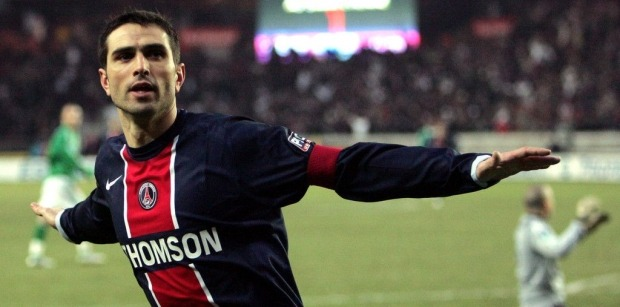 PSGOM - Pedro Miguel Pauleta mis à l'honneur par la LFP