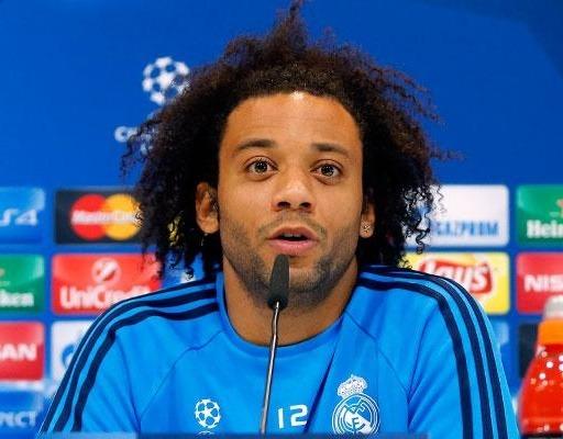 RealPSG - Marcelo On pense au PSG en entier, à tout ce collectif. On sait ce qu'on doit faire