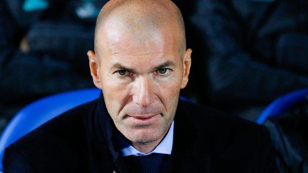 RealPSG - Zidane Ce n'est pas une finale, on doit juste bien jouer au football