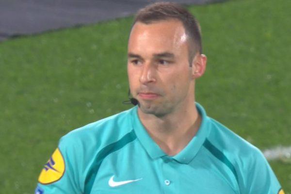 Sochaux/PSG - L'arbitre de la rencontre a été désigné, très peu de jaunes à prévoir