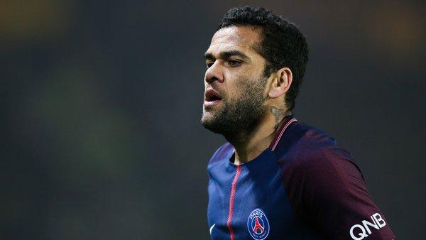ToulousePSG - Les notes des Parisiens dans la presse Dani Alves déçoit, Neymar mène Paris