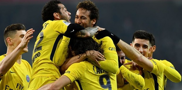 Victoire PSG face à Lille