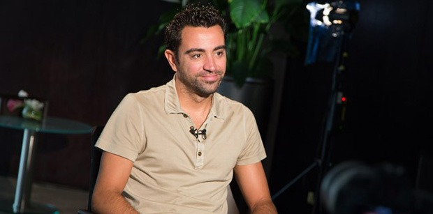 Xavi interview