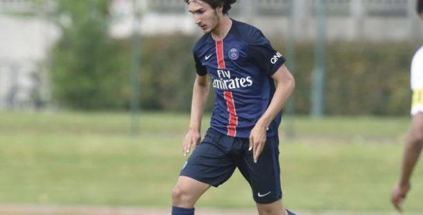 Youth League - Yacine Adli montrer que Paris est prêt à rivaliser avec ces clubs