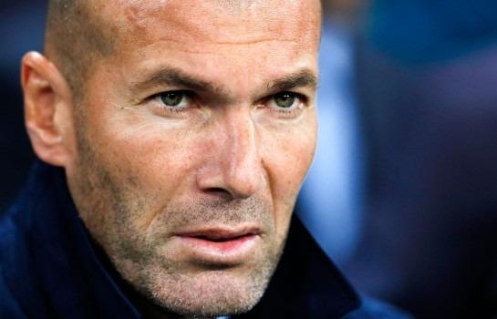 Zidane Nous avons 5 matchs jusqu'à Paris...Le succès contre le PSG influence tout notre travail