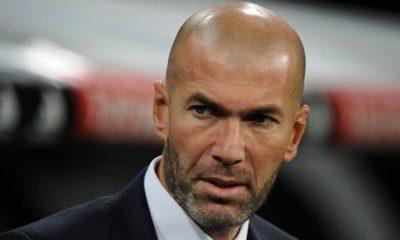 """Zidane """"Personne ne sait ce qui va se passer mercredi mais nous avons l'envie de bien figurer"""""""