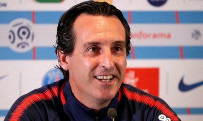 """Toulouse/PSG - Emery """"c'est une bonne préparation, pour le rythme et pour la confiance"""""""