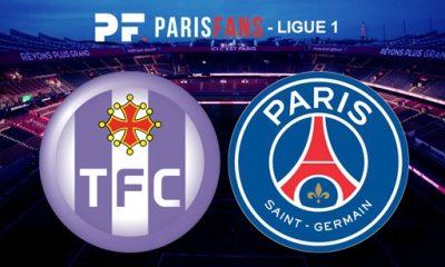 Toulouse/PSG - Les équipes officielles : Un trio Lo Celso, Diarra et Rabiot au milieu