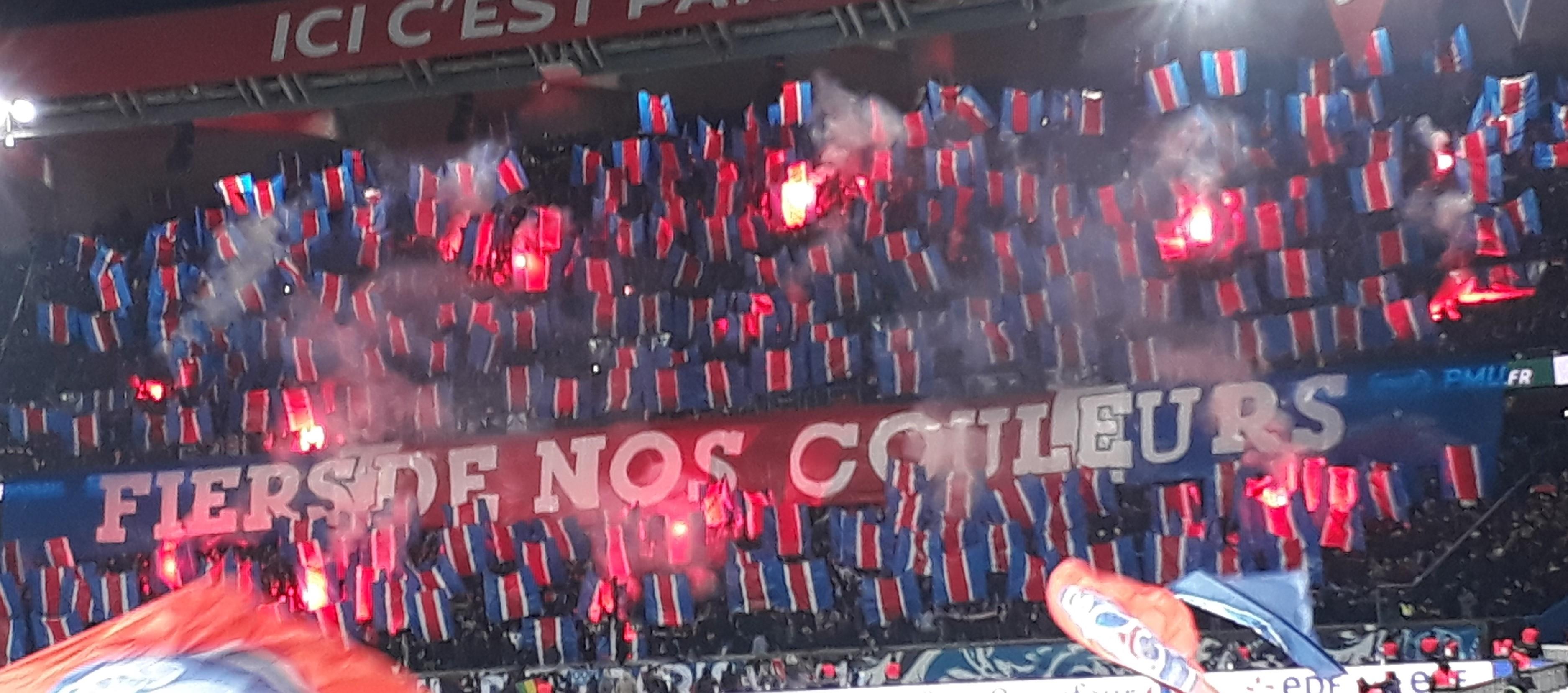PSG/Real Madrid - Une partie du Collectif Ultras Paris installée en Tribune Boulogne, annonce L'Equipe