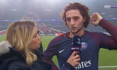 """PSG/Real - Rabiot """"Je m'excuse auprès des supporters : on a essayé mais on n'a pas réussi"""""""