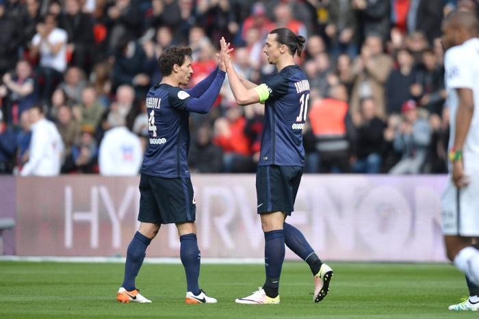 Anciens - Sambouli Zlatan Ibrahimovic est une personne incroyable...Il vous teste pour vous analyser