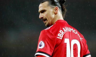 Anciens - Zlatan Ibrahimovic quitte Manchester United se dirige enfin la MLS