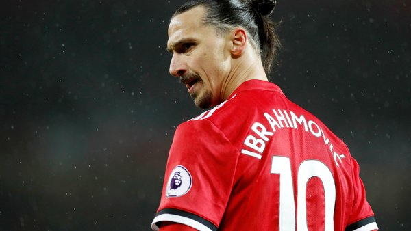 Anciens - Zlatan Ibrahimovic quitte Manchester United se dirige enfin la MLS